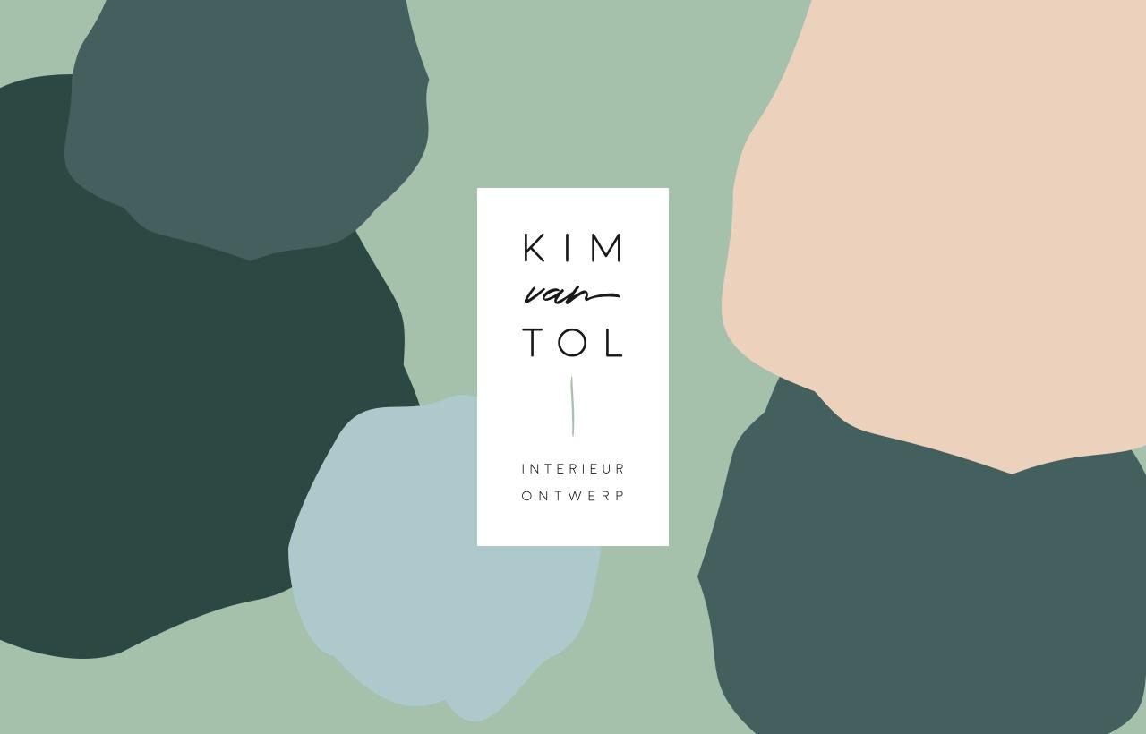 Kim van Tol Interiordesign Branding