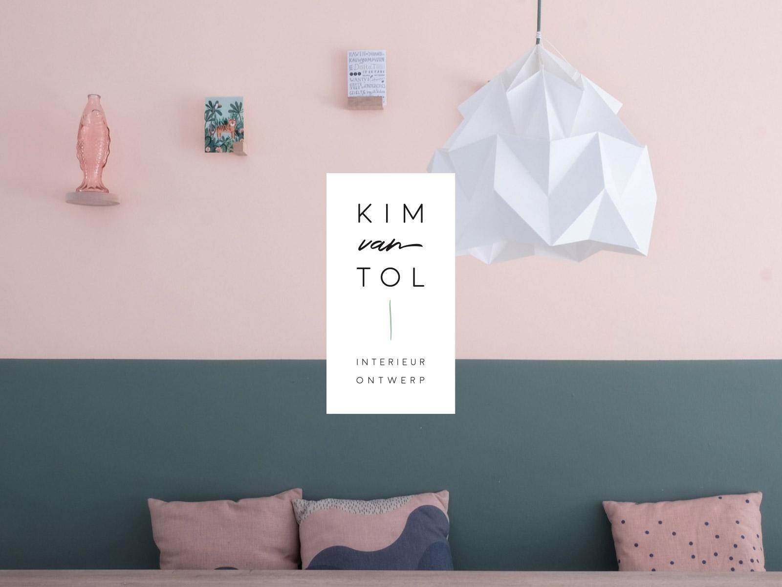 Kim van Tol branding by Haelsum