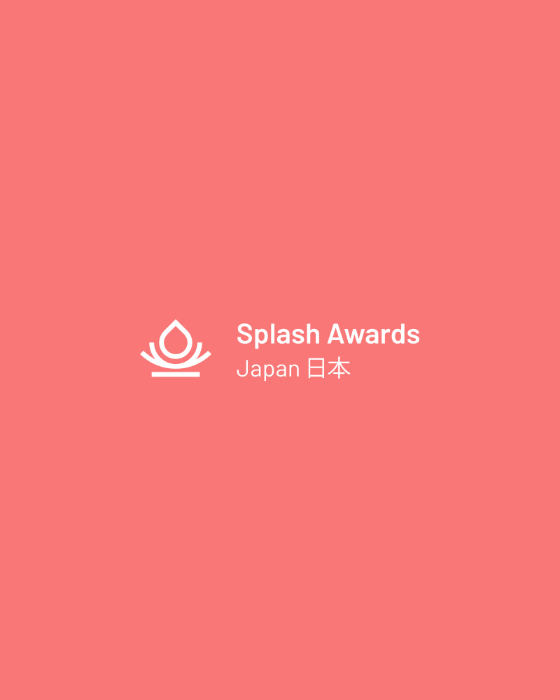 A versatile and adaptive brand for the international Splash Awards by Haelsum