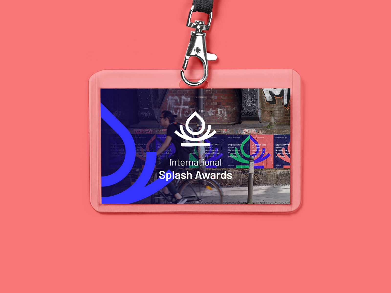 Splash Awards branding by Haelsum