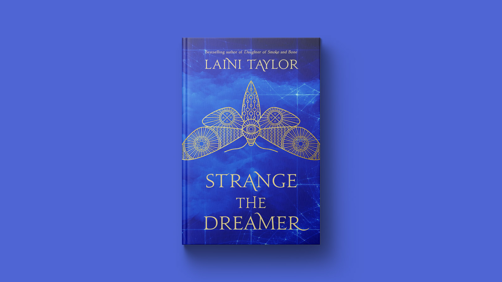 Strange the Dreamer cover illustration by Haelsum