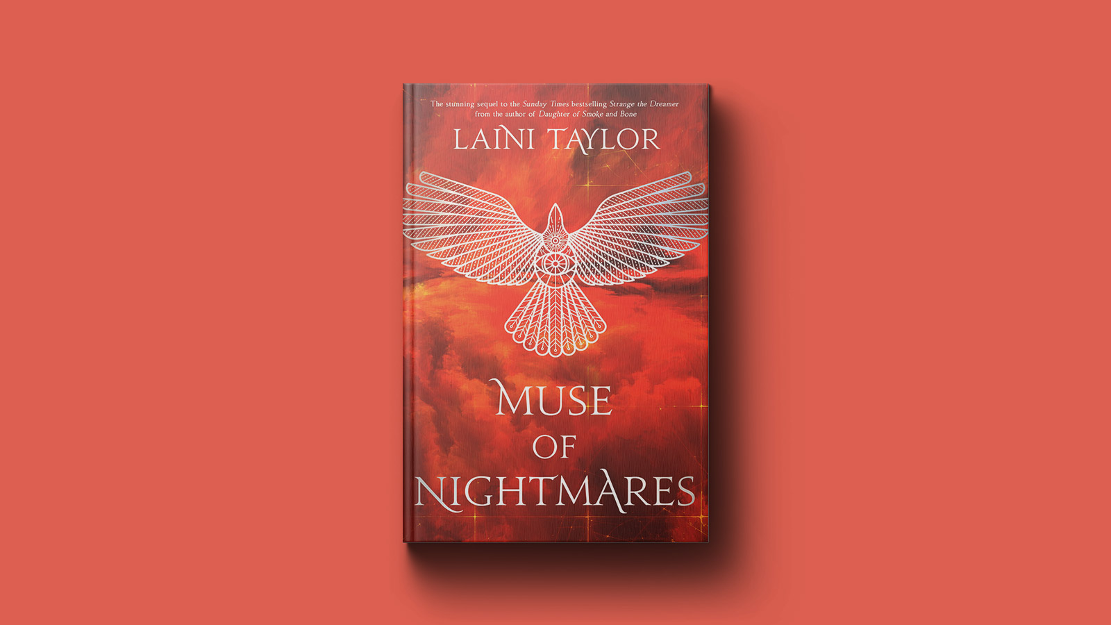 Muse of Nightmares cover illustration by Haelsum