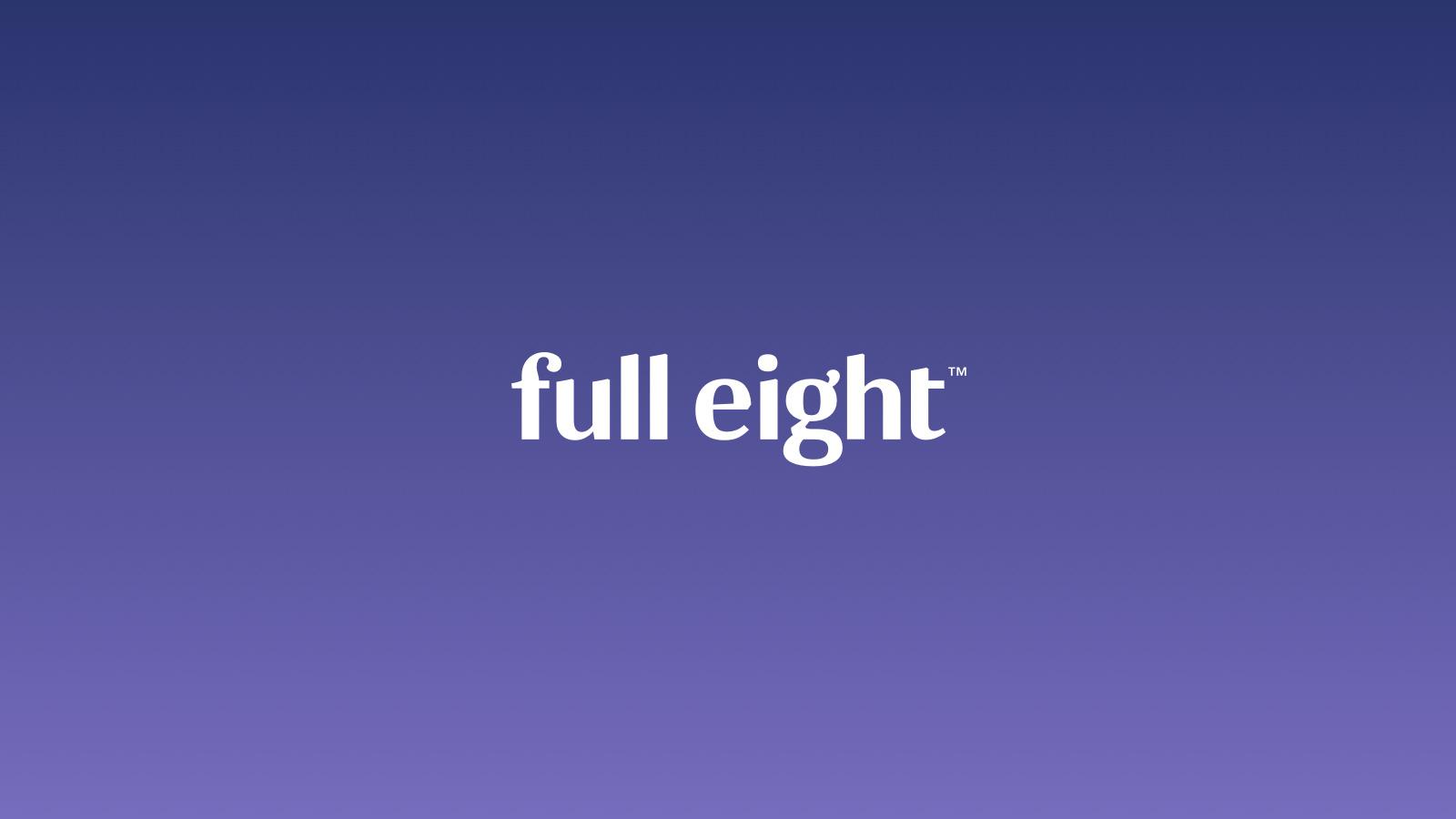 Brand Identity for Full Eight